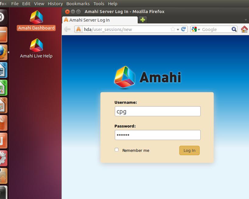 Amahi Installation - Install Amahi on Ubuntu 12 04 2 LTS